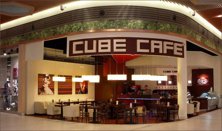 Cube Cafe